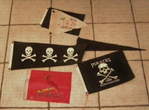pennants and burgees